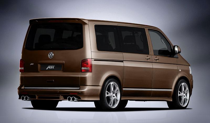 Volkswagen Multivan T5: vzhled sportovce od ABT Sportsline: - fotka 3