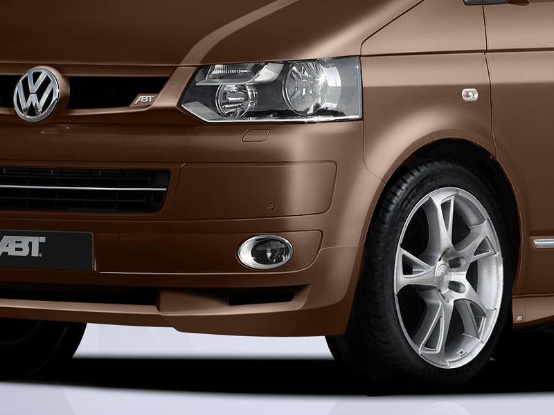 Volkswagen Multivan T5: vzhled sportovce od ABT Sportsline: - fotka 4