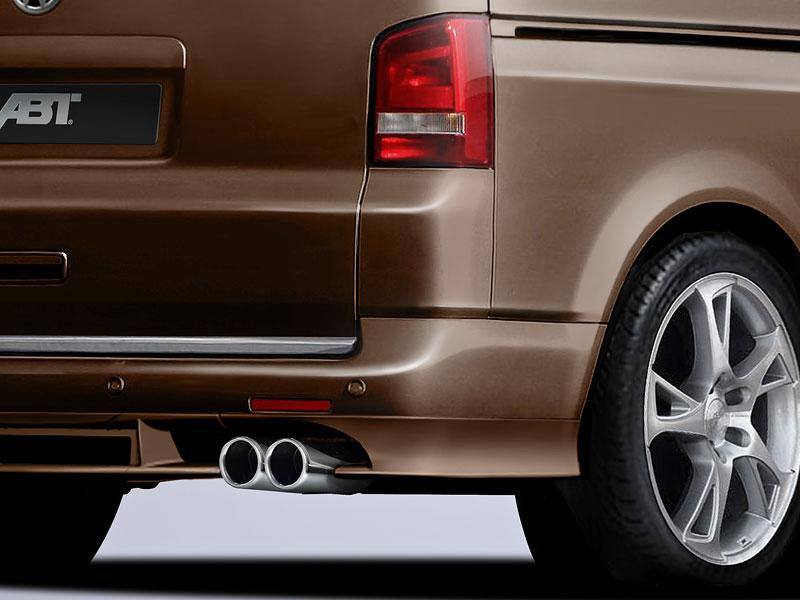 Volkswagen Multivan T5: vzhled sportovce od ABT Sportsline: - fotka 5