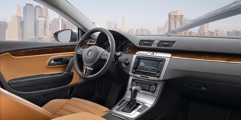 Detroit 2008: Volkswagen Passat CC Four-Door Coupé: - fotka 1