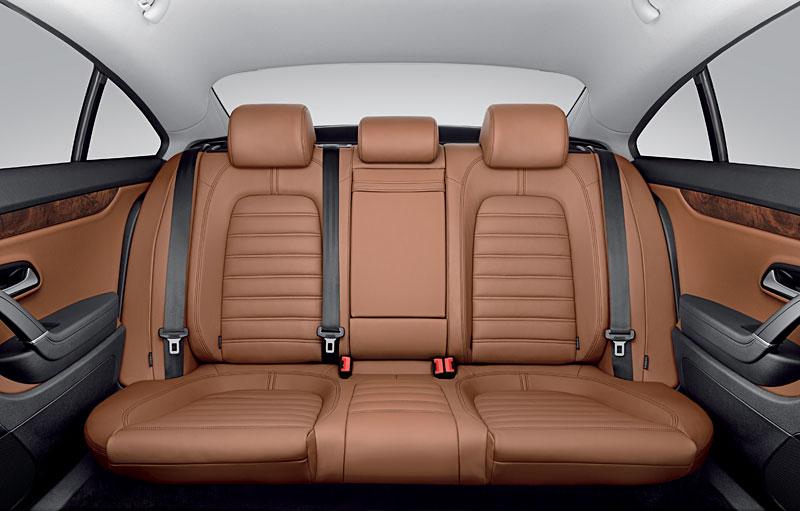 Volkswagen Passat CC nově jako pětimístný: - fotka 1