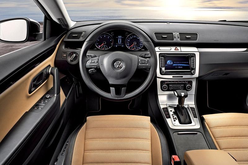 Volkswagen Passat CC nově jako pětimístný: - fotka 2