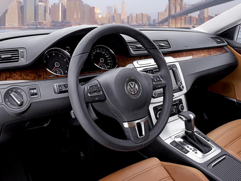 Volkswagen Passat CC nově jako pětimístný: - fotka 3