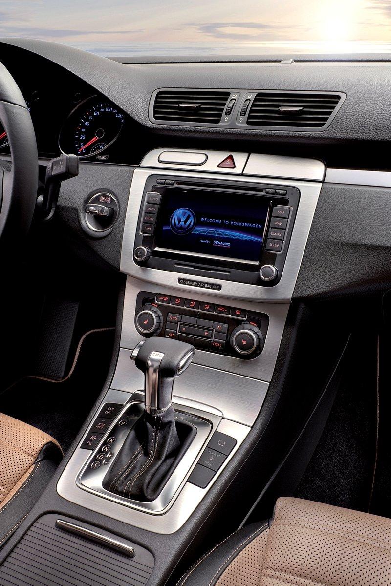 Volkswagen Passat CC nově jako pětimístný: - fotka 5