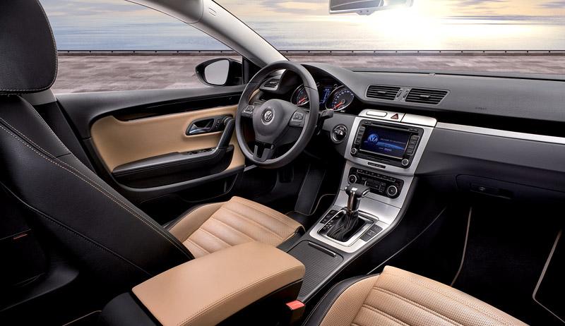 Volkswagen Passat CC nově jako pětimístný: - fotka 6