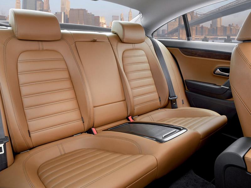 Volkswagen Passat CC nově jako pětimístný: - fotka 7