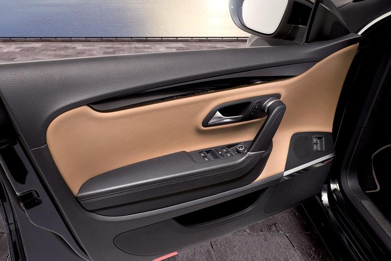 Volkswagen Passat CC nově jako pětimístný: - fotka 8