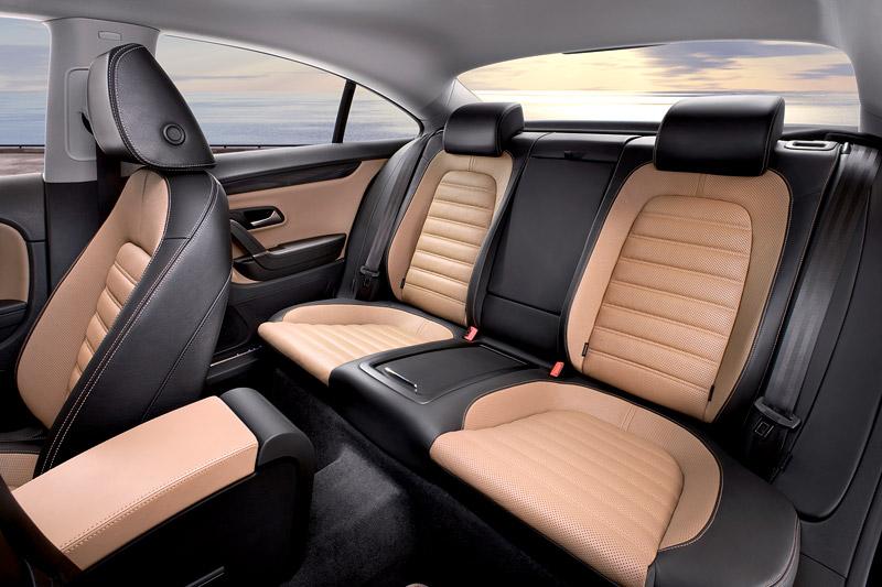 Volkswagen Passat CC nově jako pětimístný: - fotka 9