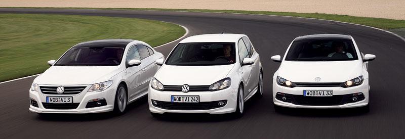 VW Passat CC: nyní i jako R-line: - fotka 3