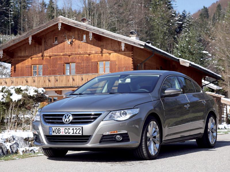 Volkswagen Passat CC nově jako pětimístný: - fotka 11