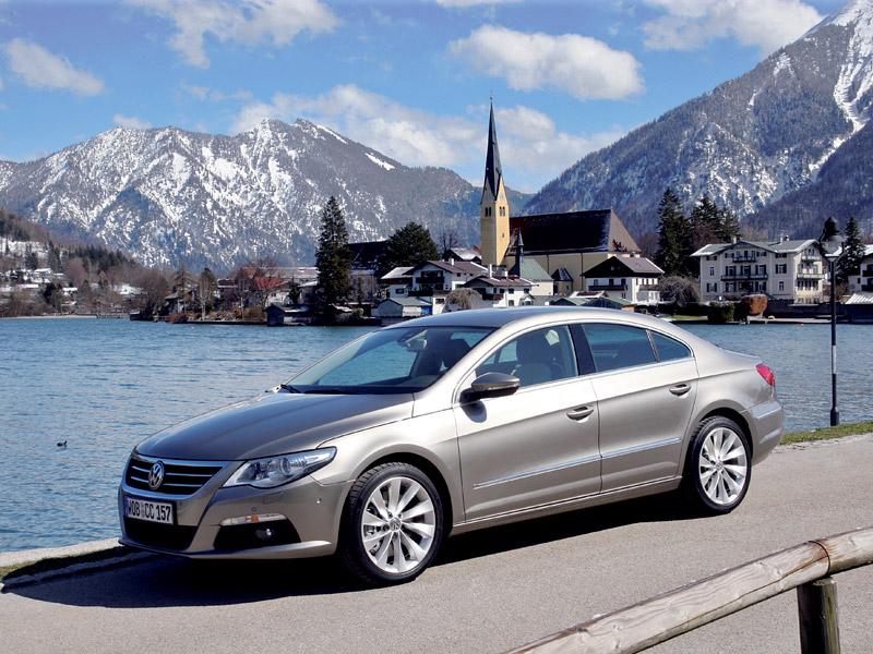 Volkswagen Passat CC nově jako pětimístný: - fotka 12