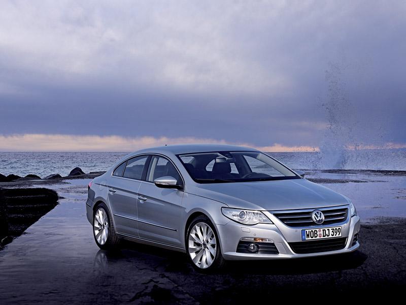 Volkswagen Passat CC nově jako pětimístný: - fotka 13