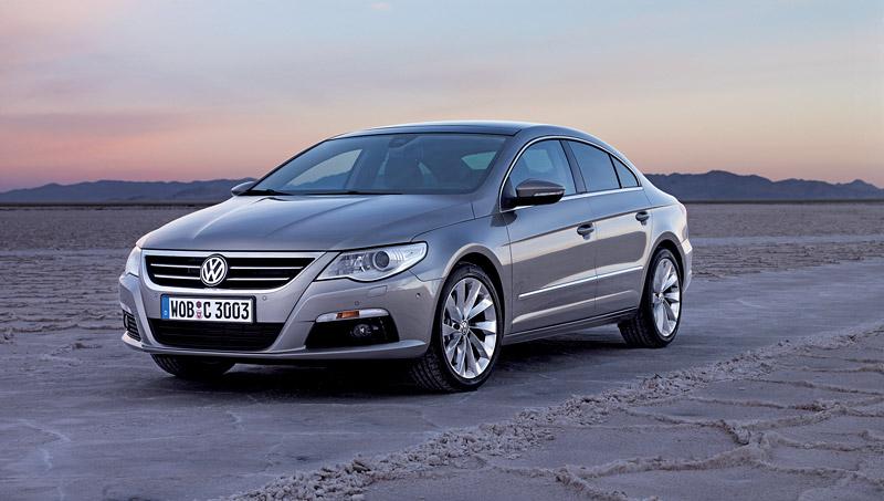 Volkswagen Passat CC nově jako pětimístný: - fotka 14