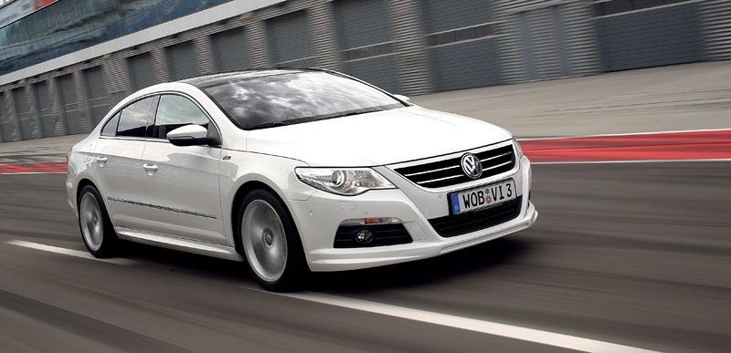 VW Passat CC: nyní i jako R-line: - fotka 5
