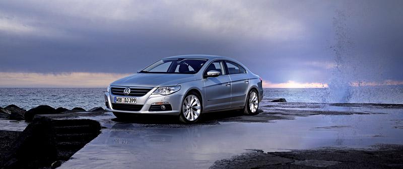 Volkswagen Passat CC nově jako pětimístný: - fotka 15