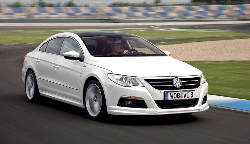 VW Passat CC: nyní i jako R-line: - fotka 6