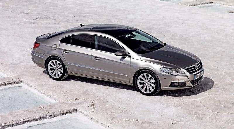 Volkswagen Passat CC nově jako pětimístný: - fotka 16