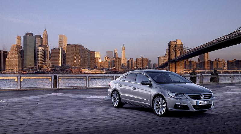 Volkswagen Passat CC nově jako pětimístný: - fotka 18