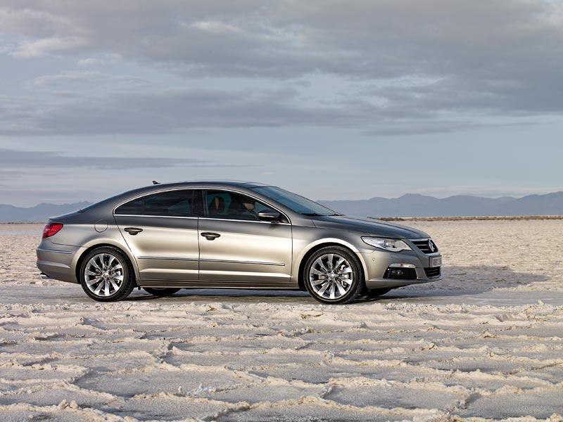 Detroit 2008: Volkswagen Passat CC Four-Door Coupé: - fotka 9