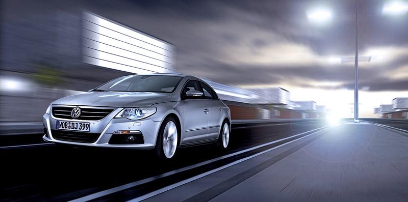 Volkswagen Passat CC nově jako pětimístný: - fotka 19