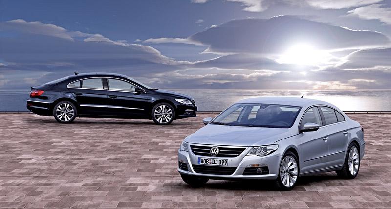 Volkswagen Passat CC nově jako pětimístný: - fotka 20