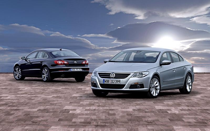 Volkswagen Passat CC nově jako pětimístný: - fotka 22