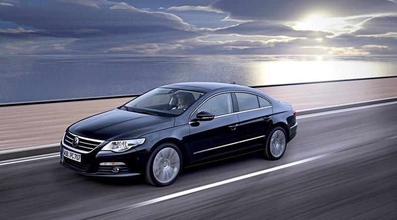 Volkswagen Passat CC nově jako pětimístný: - fotka 23