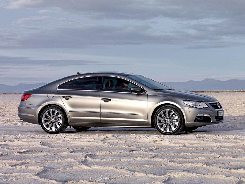 Volkswagen Passat CC nově jako pětimístný: - fotka 24