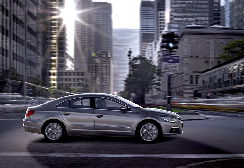 Volkswagen Passat CC nově jako pětimístný: - fotka 25