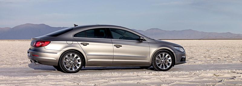 Volkswagen Passat CC nově jako pětimístný: - fotka 26