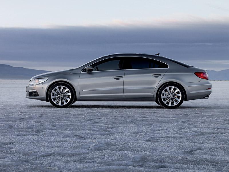 Volkswagen Passat CC nově jako pětimístný: - fotka 28