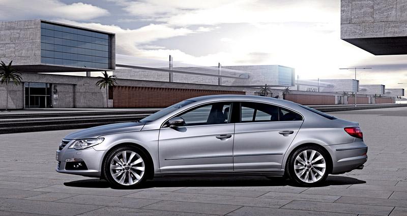 Volkswagen Passat CC nově jako pětimístný: - fotka 29