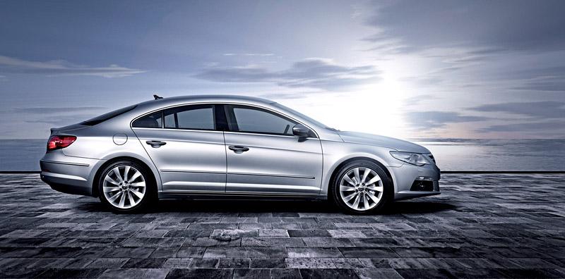 Volkswagen Passat CC nově jako pětimístný: - fotka 30