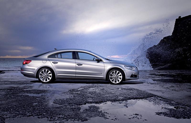 Volkswagen Passat CC nově jako pětimístný: - fotka 31