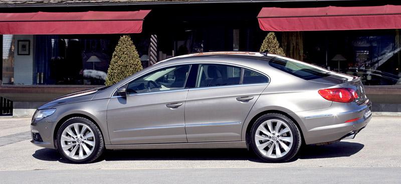 Volkswagen Passat CC nově jako pětimístný: - fotka 32