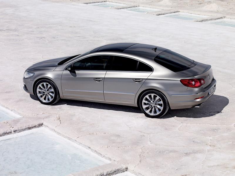 Volkswagen Passat CC nově jako pětimístný: - fotka 33