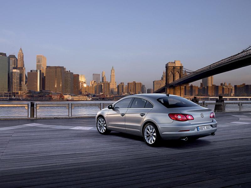 Volkswagen Passat CC nově jako pětimístný: - fotka 34