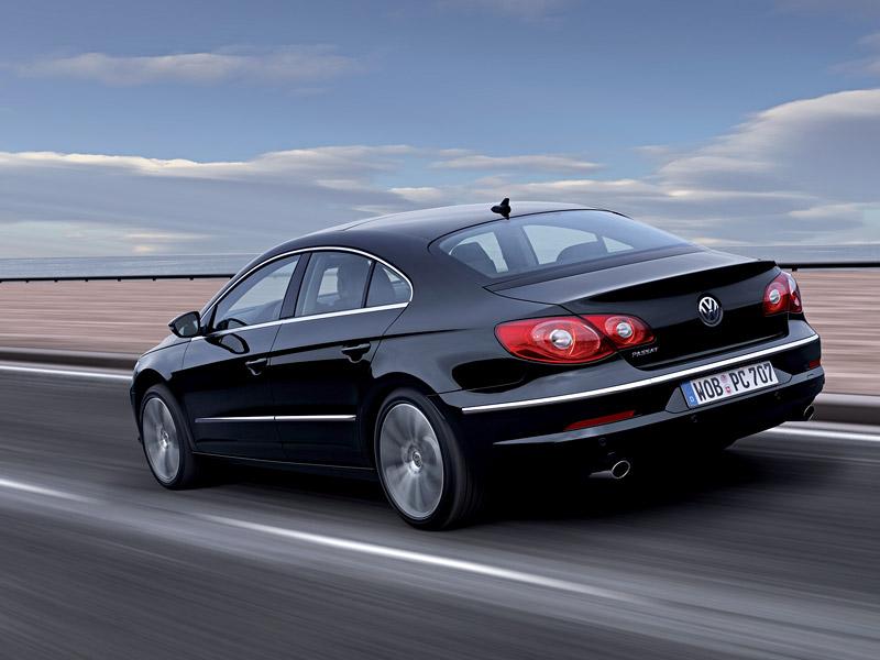 Volkswagen Passat CC nově jako pětimístný: - fotka 37