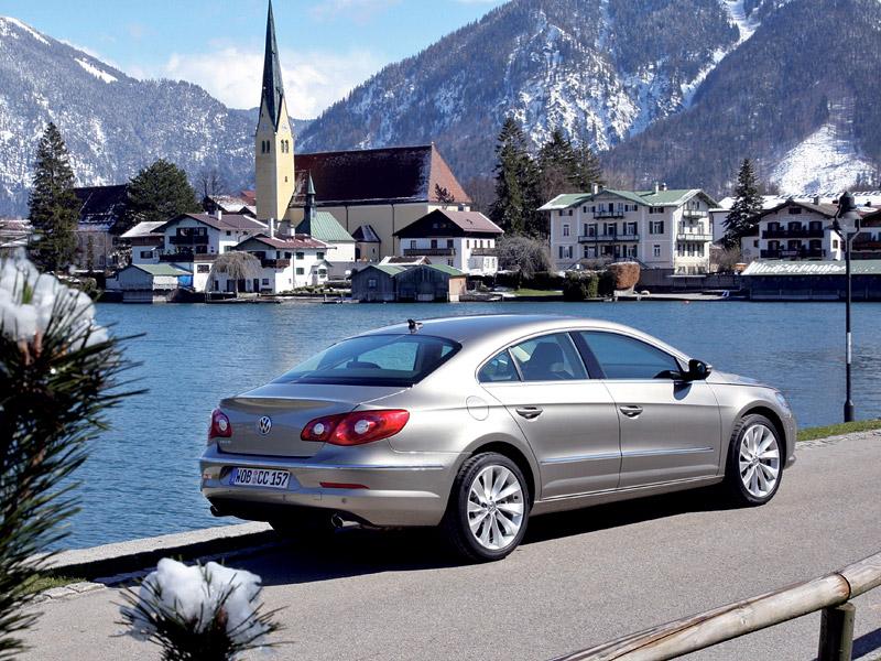 Volkswagen Passat CC nově jako pětimístný: - fotka 38