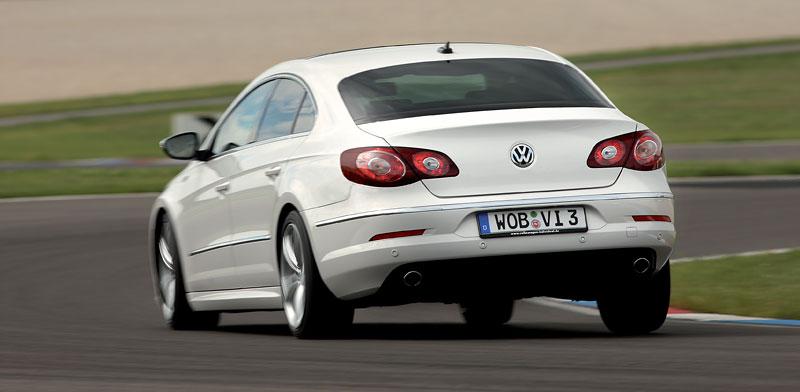 VW Passat CC: nyní i jako R-line: - fotka 7