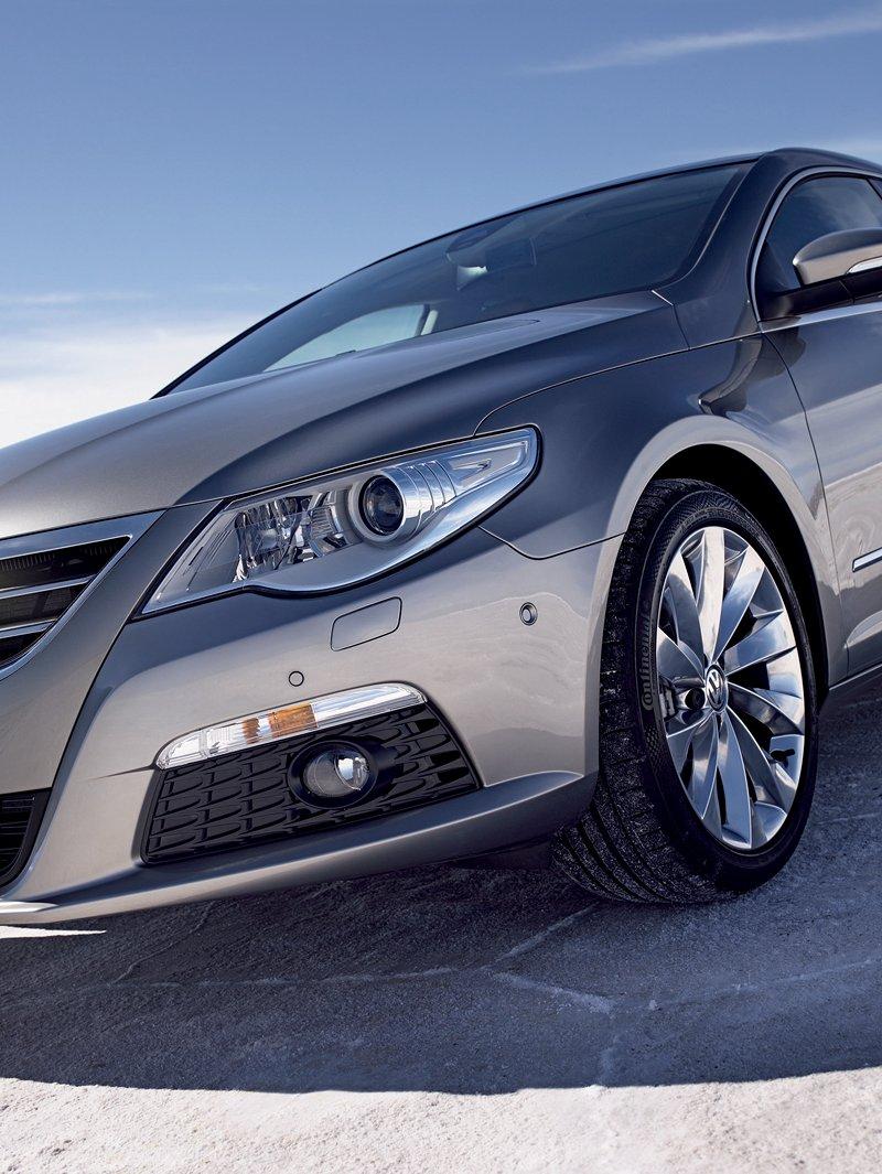 Volkswagen Passat CC nově jako pětimístný: - fotka 40