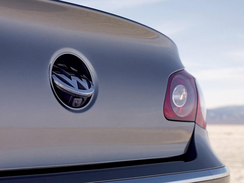 Volkswagen Passat CC nově jako pětimístný: - fotka 41