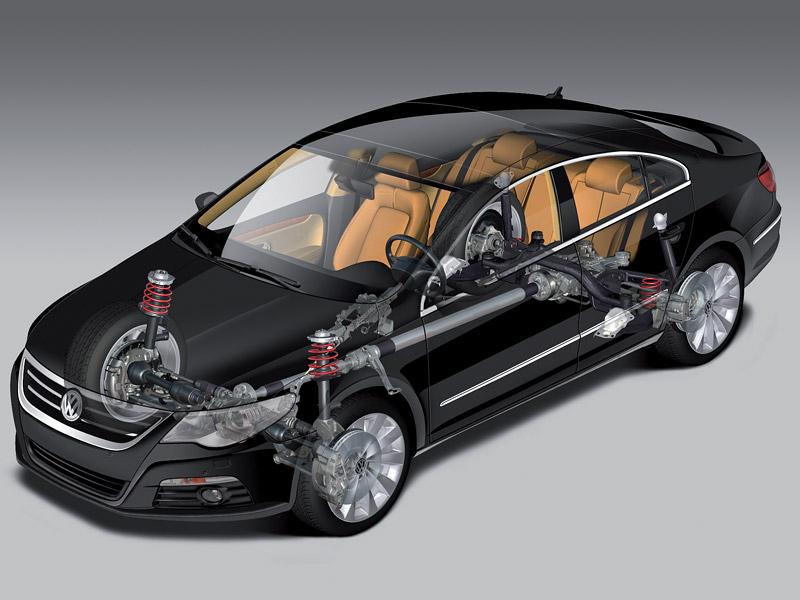 Volkswagen Passat CC nově jako pětimístný: - fotka 51