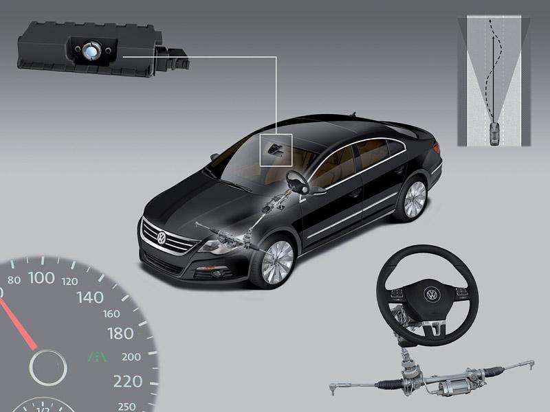 Volkswagen Passat CC nově jako pětimístný: - fotka 54