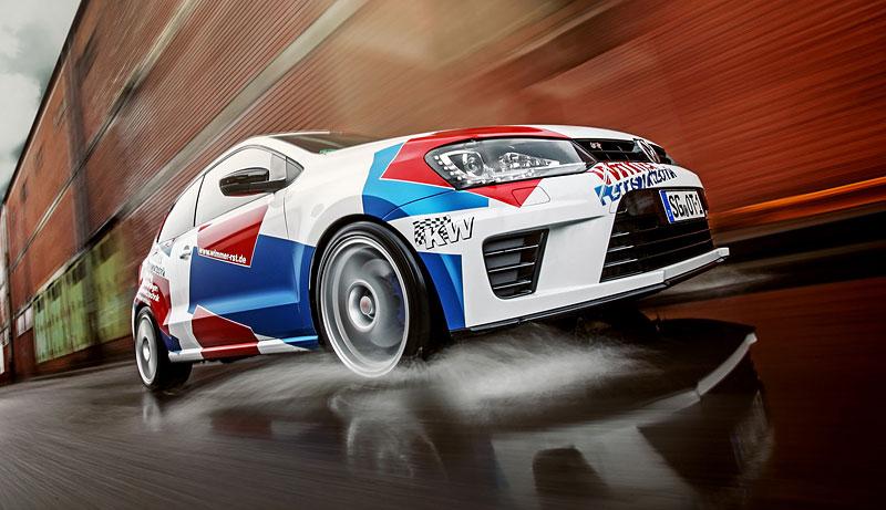 Volkswagen Polo R WRC: 420 koní od Wimmer RS: - fotka 2