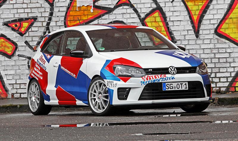 Volkswagen Polo R WRC: 420 koní od Wimmer RS: - fotka 3