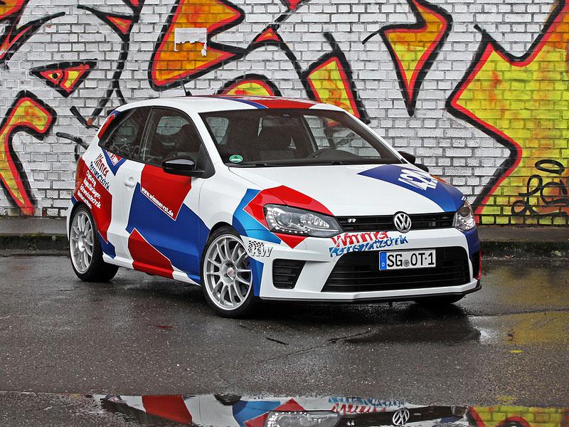 Volkswagen Polo R WRC: 420 koní od Wimmer RS: - fotka 4