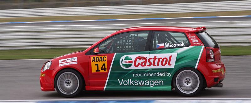 Tomáš Mičánek skončil ve VW Polo Cupu desátý: - fotka 3