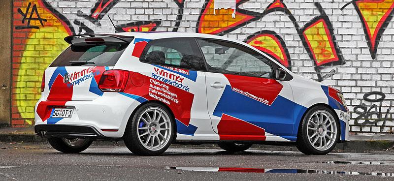 Volkswagen Polo R WRC: 420 koní od Wimmer RS: - fotka 7