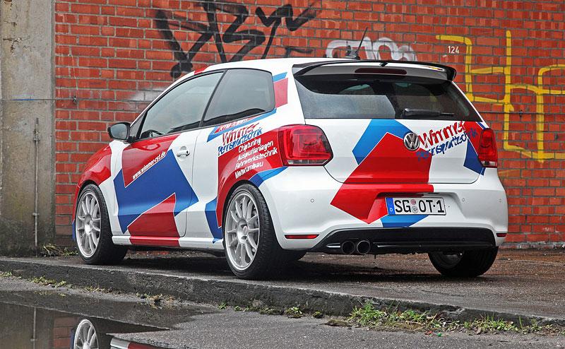 Volkswagen Polo R WRC: 420 koní od Wimmer RS: - fotka 9